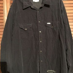 American Eagle Outfitters Corduroy Shirt